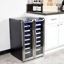 glass door wonderful wine and beer fridge beer refrigerator
