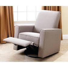 Rocking Recliner Chair For Nursery Nursery Glider Recliner Chair Modern Nursery Swivel Glider
