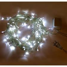 7 99 cool white 10m 8 mode led string lights lights