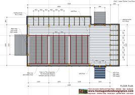 chicken coop floor plan home garden plans june 2012