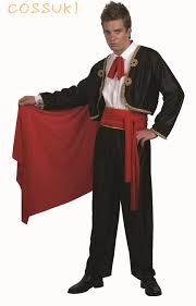 cool halloween costumes for men online get cheap bullfighter costume men aliexpress com alibaba