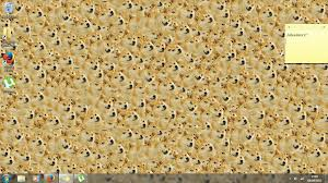 So Doge Meme - i love this meme so much this is my desktop 101927147 added by