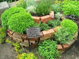 Small Herb Garden Ideas Simple Herb Garden Ideas Home Decorations Insight