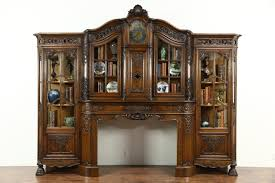 sold mantel and fire accessories harp gallery antiques