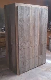 Reclaimed Wood File Cabinet Made Reclaimed Wood File Cabinet By Santini Custom Furniture