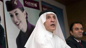 Seeking In Qatar Qatar Airways Chief Prowls For Stakes In Other Airlines The National