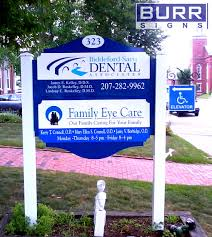 outdoor commercial signs maine 207 396 6111 outdoor