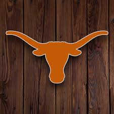 texas longhorns decor wall decor boy room decor boy football decor