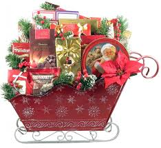 christmas gift baskets large christmas gift baskets for the holidays