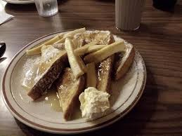 royale cuisine toast royale picture of log cabin pancake house
