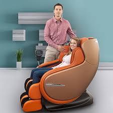 chair orange 3d zero gravity massage chair