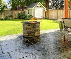 Stamped Concrete Patio Diy Concrete Sealers Articles And News From Foundation Armor
