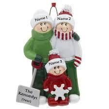 family 3 ornaments the ornament shop uk