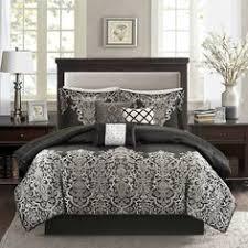 Extra Long King Comforter Black U0026 Aqua Annie Comforter Set Twin Twin Extra Long 4pc Black
