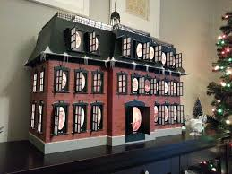 White House Christmas Ornaments On Ebay by Christmas Advent House National Lampoon U0027s Christmas Vacation