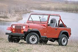 1995 jeep wrangler mpg 1990 95 jeep wrangler consumer guide auto