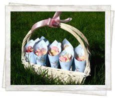 Real Flower Petal Confetti - 27 best cute confetti cones images on pinterest confetti cones