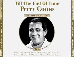 cd album perry como till the end of time dynamic uk