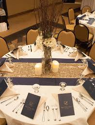 Navy Table L 25 Table Settings Ideas On Pinterest Table
