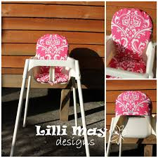 Ikea Baby Chair Ikea High Chair Cover Padded Antilop High Chair Cover