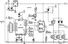 motor control circuits mxa089 dc speed soft start wiring diagram