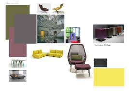 Office Board Design by Executive Office Mood Board Kalabas Design Studio