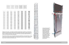 Hearst Tower Floor Plan by Archi Tectonics Projects South Street Tower Diagram