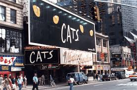 cats the musical broadway
