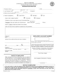 employee termination letter sample pdf forms and templates