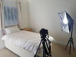 New Photography Studio For NRS Healthcare Mobility And - Bedroom photography studio