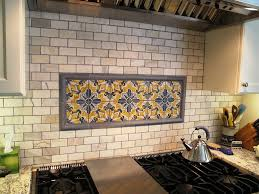 kitchen backsplash ideas with white cabinets subway tiles front