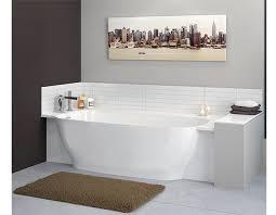 Bathtubs Montreal Vesso Bathtub For Alcove Installation Bathtubs
