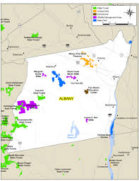 Map Ny Albany County Map Nys Dept Of Environmental Conservation