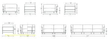 dimensions canapé dimensions canape 2 places dimensions canape 2 places largeur lit 2