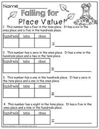 15 best images of 2 digit place value worksheets digit place