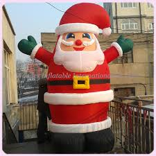 Blow Up Christmas Lawn Decorations by Online Get Cheap Outdoor Inflatable Santa Claus Aliexpress Com