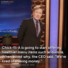 Chick Fil A Meme - chick fil a jokes teamcoco com
