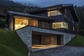 villa chaski a modern cabin in the chamonix valley kontaktmag