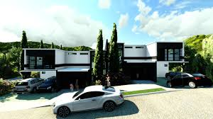 semi detached house by dlez 3docean semi detached house 3docean item for sale 1 jpg 2 jpg