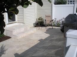 Concrete Patio Vs Pavers by Best Photos Of Paver Patios U2014 All Home Design Ideas