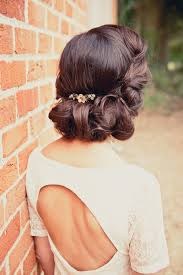 vintage hairstyles for weddings retro wedding hairstyles hitched co uk