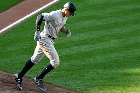 Aaron Judge Breaks Mlb Rookie Record With 50th Home Run Rolling Stone - aaron judge belts 50th hr to break rookie record fanrag sports