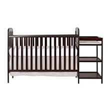 Crib Bed Combo On Me 4 In 1 Size Crib And Changing Table
