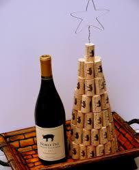 wine cork decor