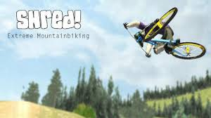 bike apk shred mountain biking for android free shred