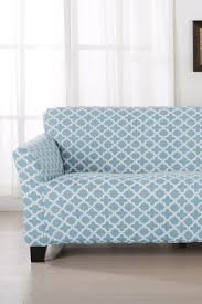 How To Make A Slipcover For A Couch How To Put A Slipcover On A Sofa Overstock Com