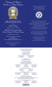 50th pinning ceremony of nursing alumni