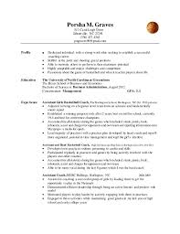 Coaching Resume Template Effective Cover Letter Examples Cause And Effect Of Landslide