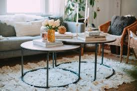 coffee table fabulous decorator table with glass top cloth