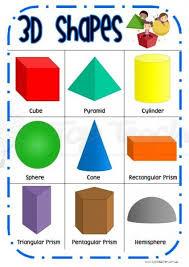 Desk Shapes 3 D Shapes Lessons Tes Teach